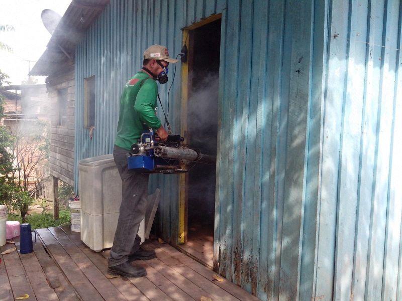 Exame em menino dá negativo para Chikungunya