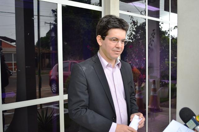 Janot convida senador do AP para evento sobre corrupção