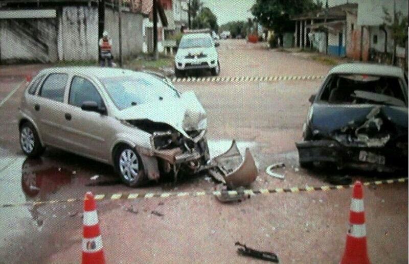 Mecânico morre em colisão no Muca