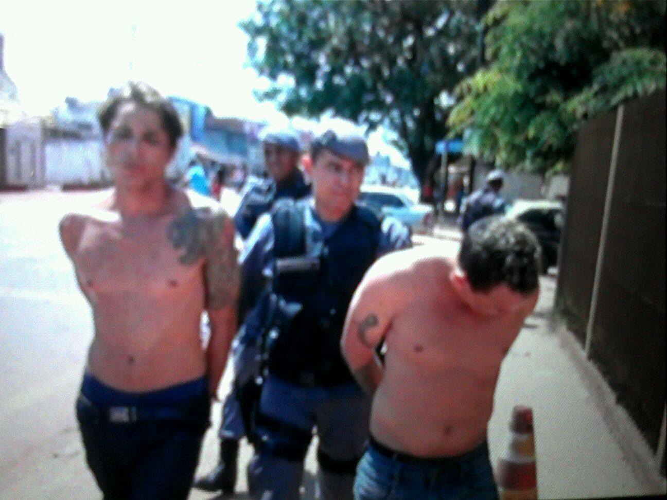 Polícia prende foragido do Iapen quando planejava assalto