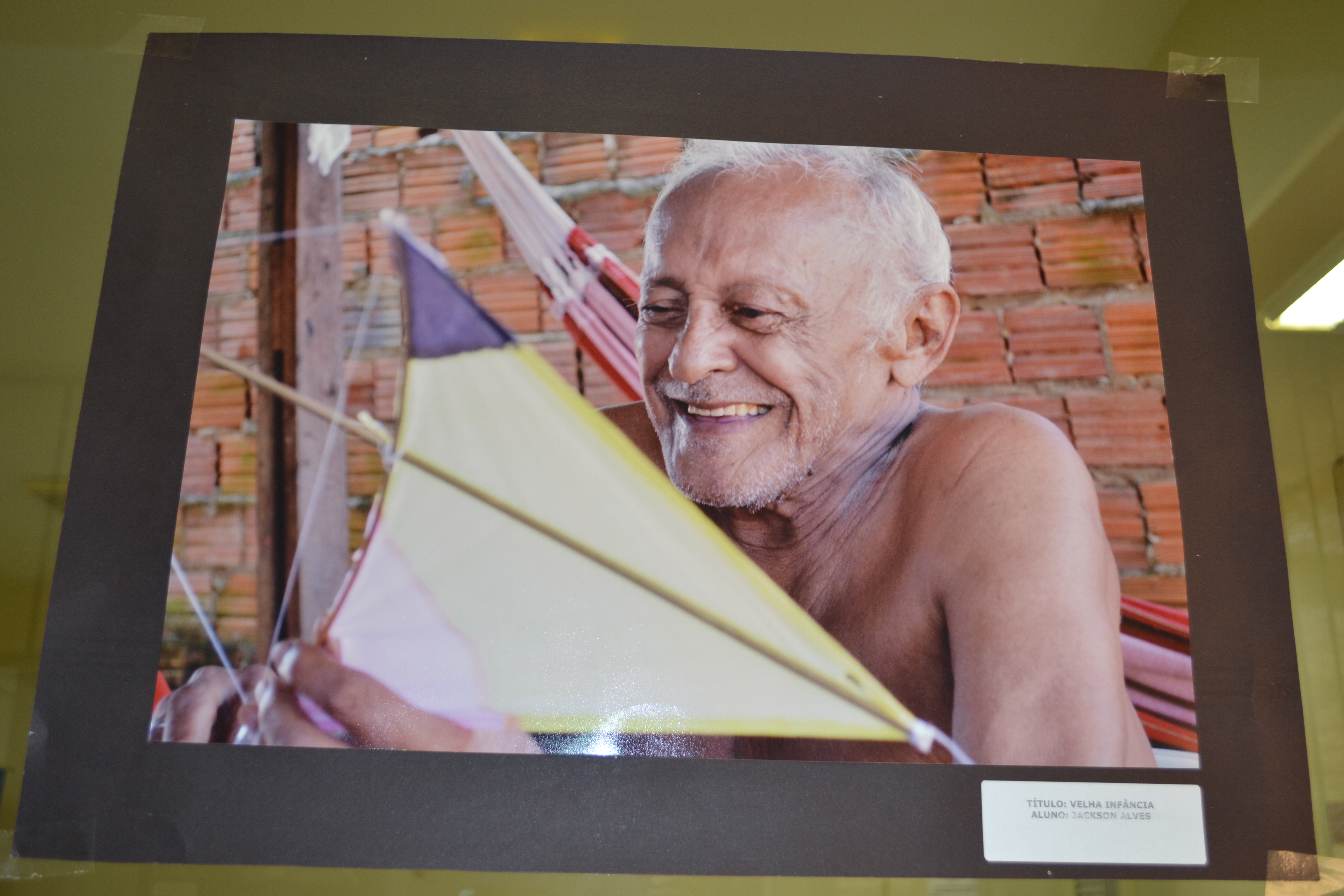 Idosos são tema de exposição fotográfica na Unifap