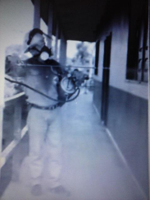 Intoxicados pelo DDT participam de encontro em Macapá