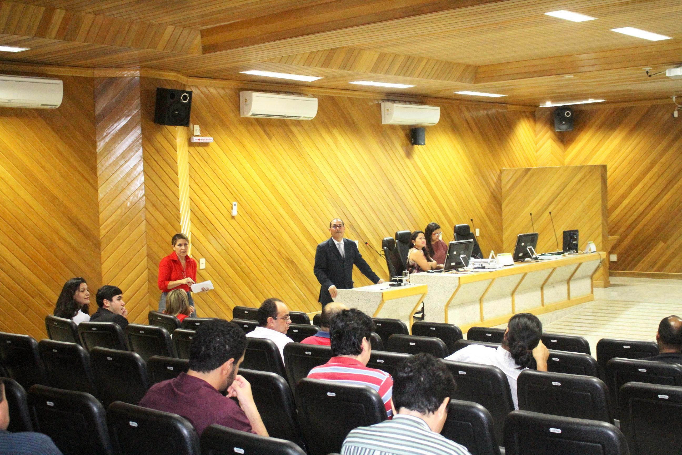 ELEIÇÕES: Instalada comissão que vai auditar urnas eletrônicas