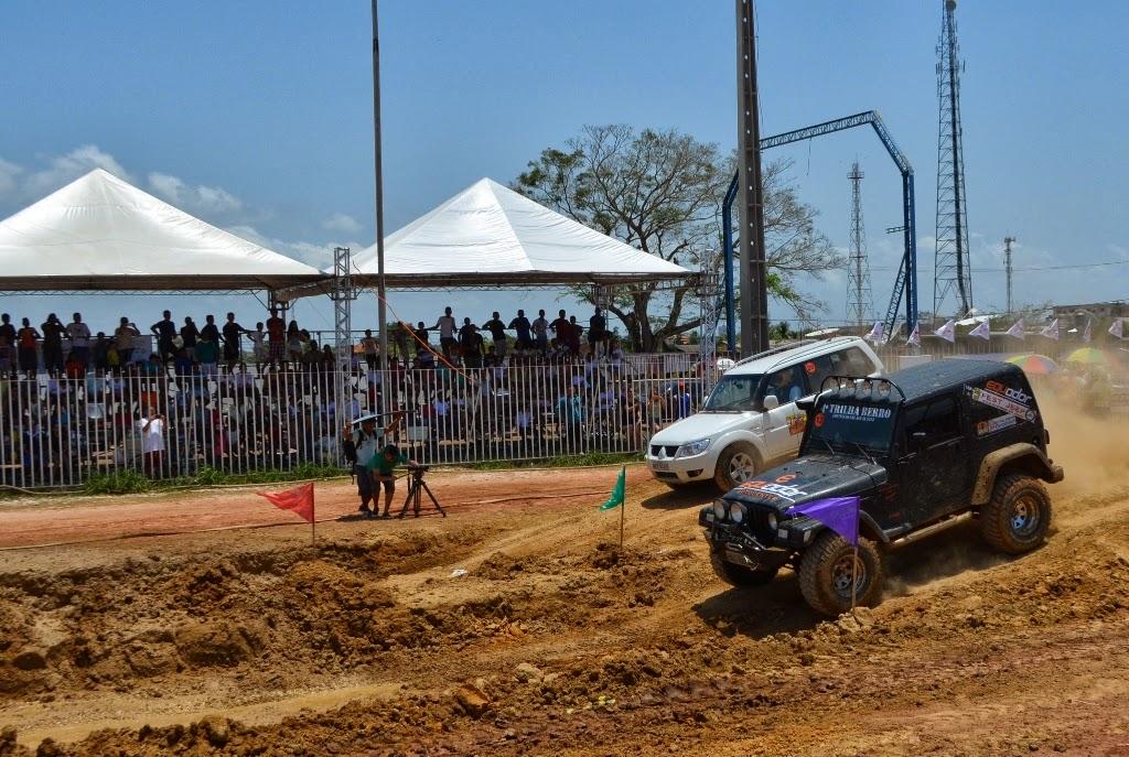 Manobras radicais marcam último dia do Fest Jeep