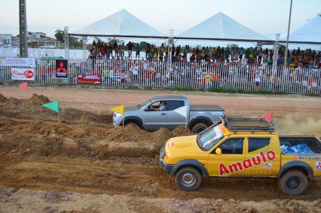 Fest Jeep: muita adrenalina no meio do mundo
