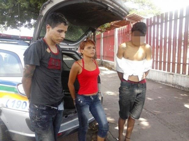 Estudantes assaltam os próprios colegas no Laguinho