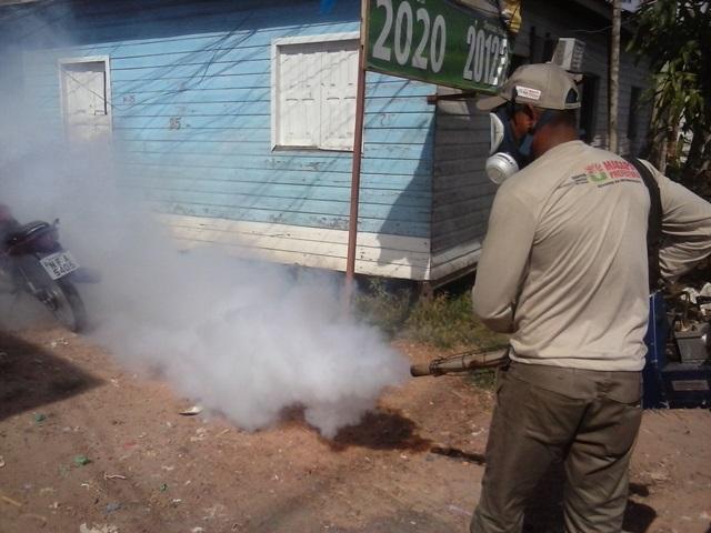 Começa guerra contra febre chikungunya em Macapá