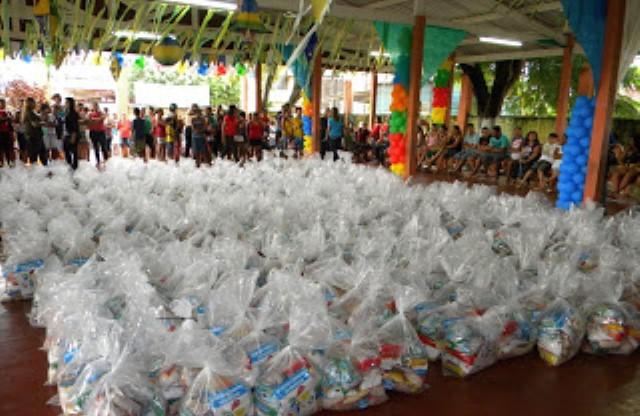 Ex-prefeito acusado de superfaturar cestas básicas