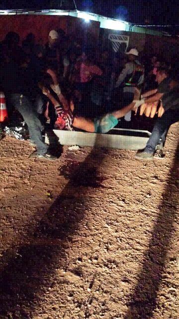 Criança de 11 anos morre atropelada por caçamba