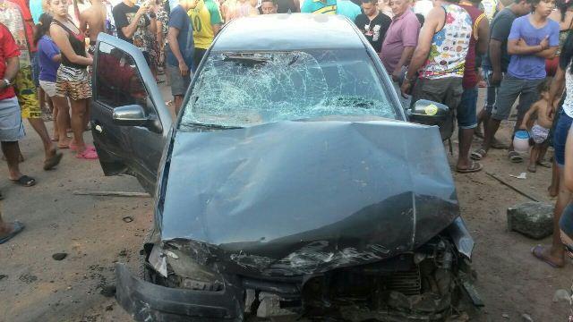 Depois 8 dias na UTI, morre 3ª criança atropelada em Porto Grande