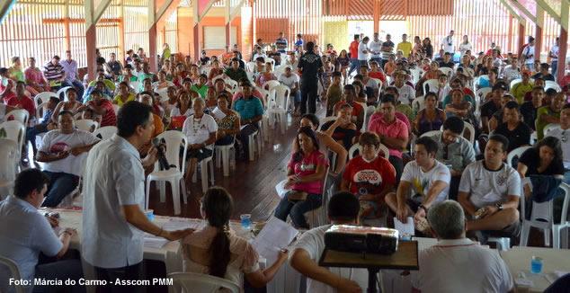 PMM prepara 2º Congresso do Povo