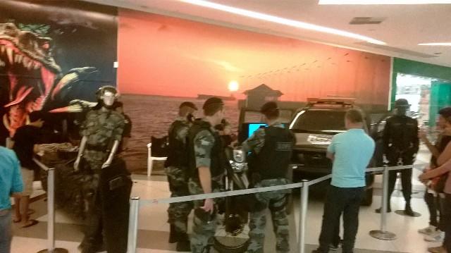 BOPE do Amapá é referência no treinamento de forças especiais