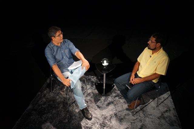 Entrevista com os candidatos: Camilo é o primeiro