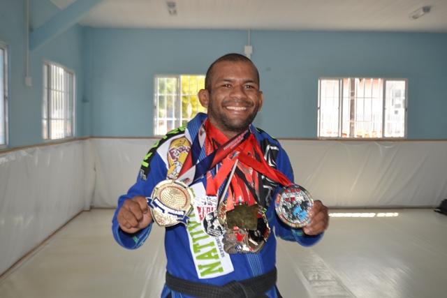 MMA: amapaense disputa vaga no TUF Brasil