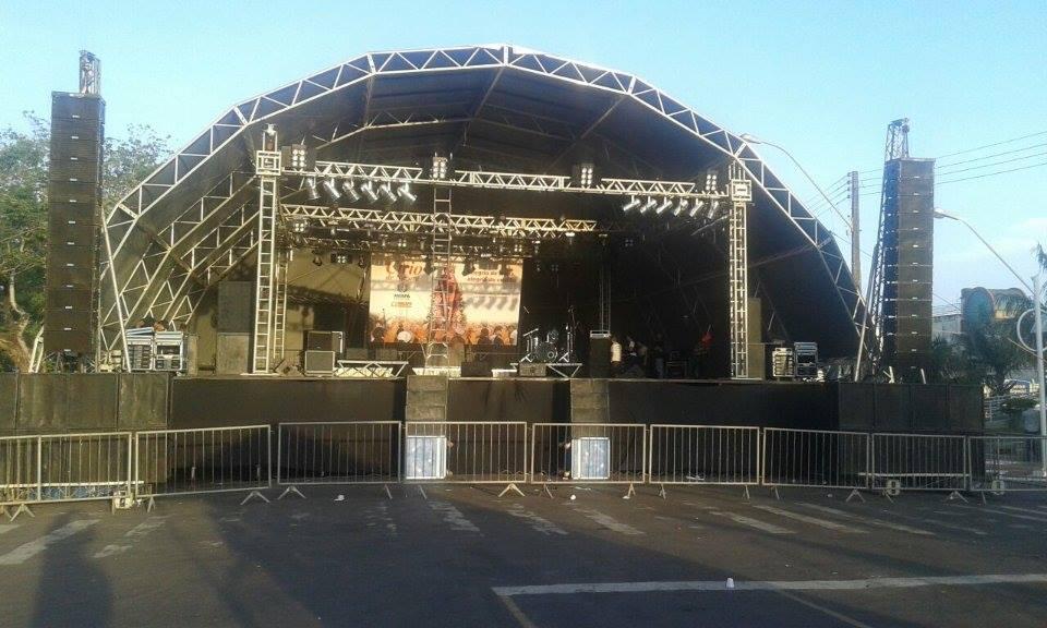 Show de Fafá de Belém encerra Círio Musical