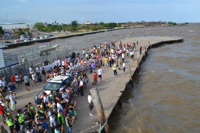 Nesta sexta-feira: Círio Fluvial sai da rampa do Santa Inês