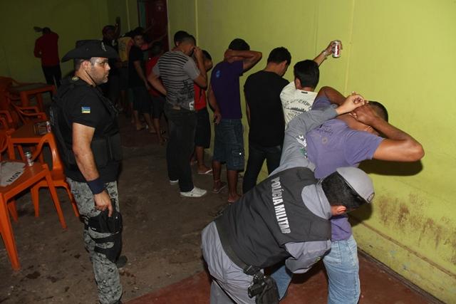 Violência: Congós e Novo Horizonte lideram