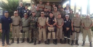 Guardas municipais cruzam os braços nesta quarta
