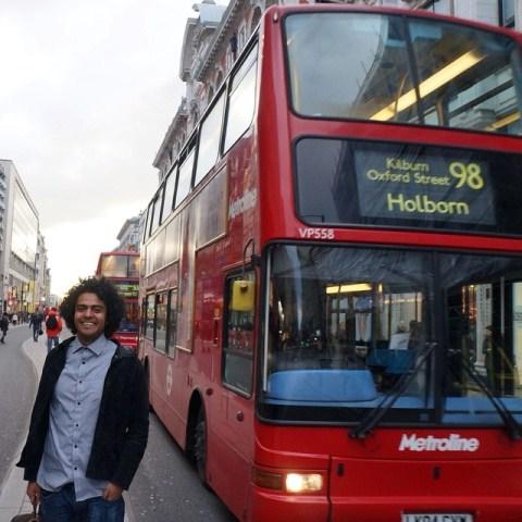VÍDEO: amapaense em Londres divulga Macapá