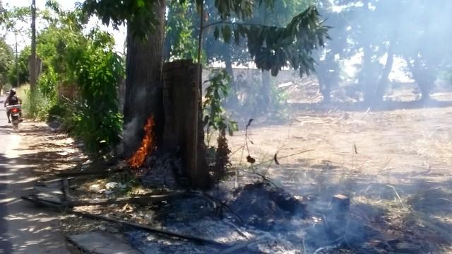 VÍDEO: Incêndios atingem mais a Zona Sul de Macapá