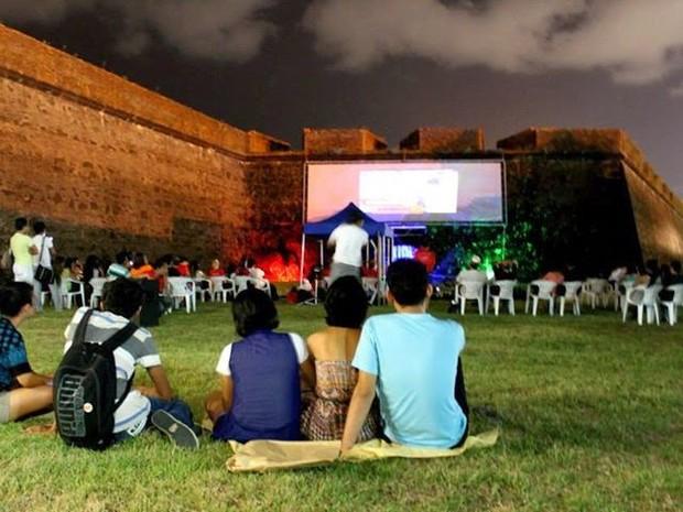Festival de Cinema no AP tem mais de 300 filmes