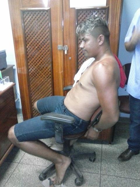 Acusado de roubo já cumpriu pena por homicídio
