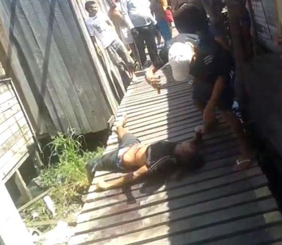 Polícia vai analisar vídeo que mostra morte de suposto traficante