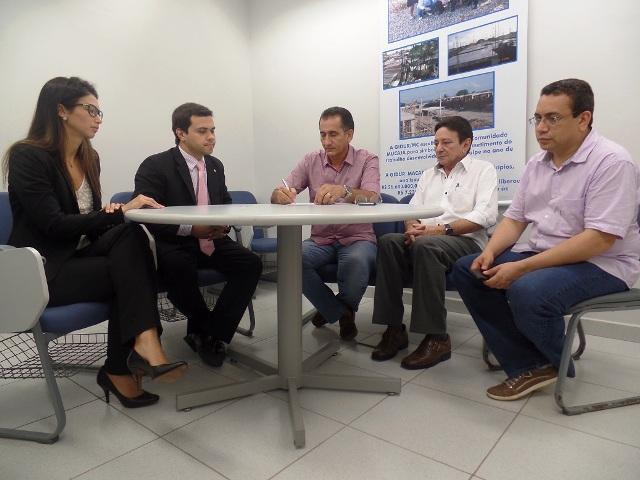 MPF faz recomendações a Camilo e Waldez