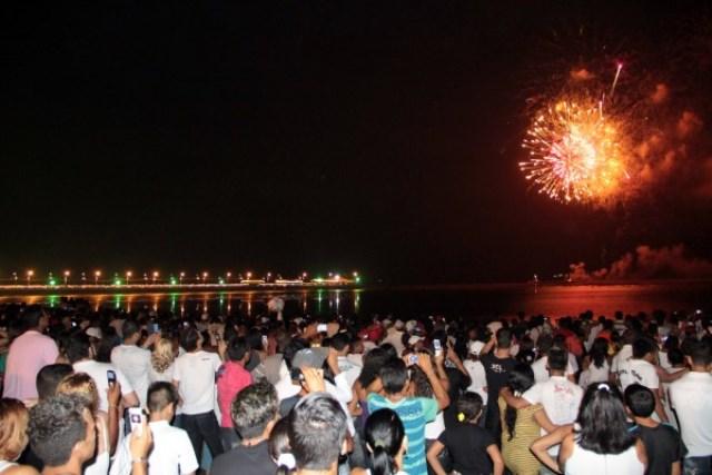 Apesar da crise, governo anuncia reveillon na Beira-Rio