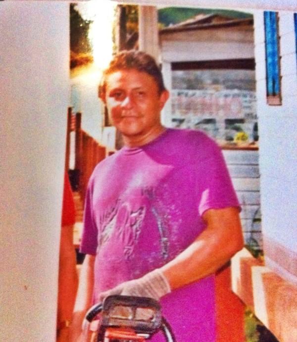 Polícia divulga foto do homem que ateou fogo na sogra