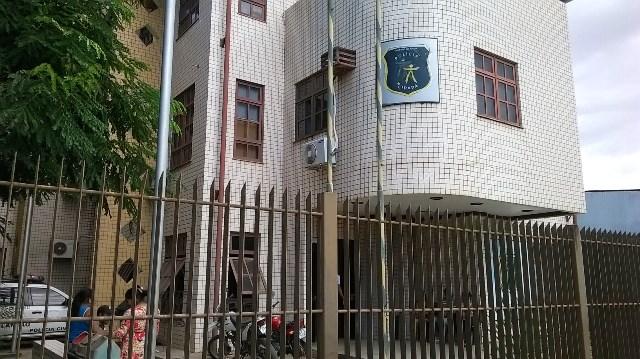 Zona Sul: Depois de pular telhados carregando botijão de gás, ladrão é preso pela PM