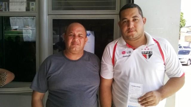 Mega Sena: Para atrair a sorte, irmãos apostam juntos