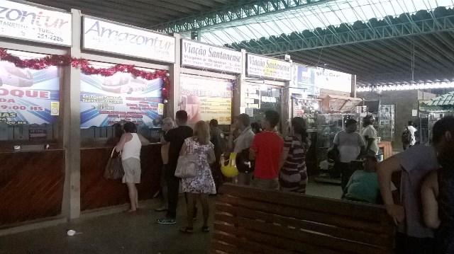 12 mil pessoas passaram pelo Terminal Rodoviário no Carnaval