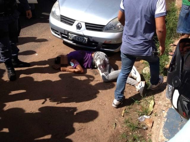 Troca de tiros: Assaltante é morto e sargento do Bope fica ferido