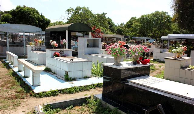 Só 20% dos lotes em cemitérios foram recadastrados