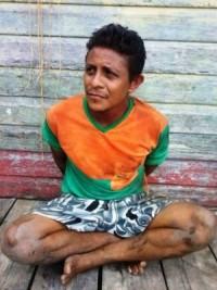 Polícia do Pará prende homem que ateou fogo na sogra