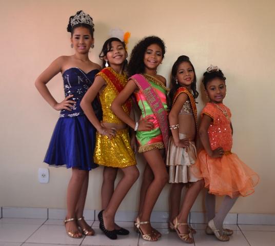 carnaval 2015: Concurso vai eleger a Rainha Mirim