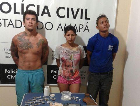 Oiapoque: Traficantes escondiam drogas em fraldas de bebê