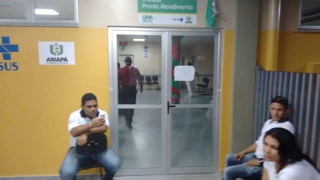 sem enfermeiros: UPA da Zona Norte deixa de atender 150 pessoas por dia