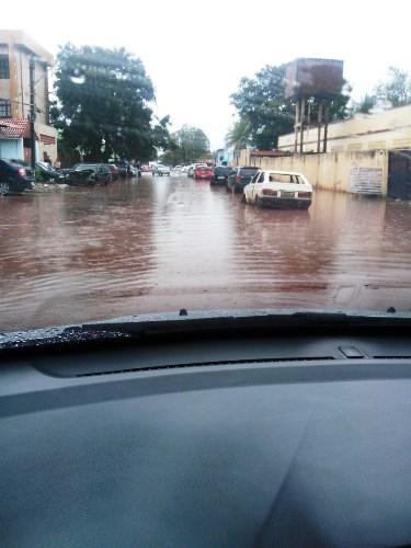 é só o começo: Chuvas castigam o Estado até quarta-feira