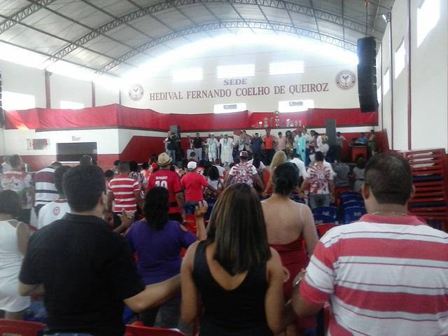 Nova sede: Boêmios comemora 61 anos abrindo as portas do Teatro do Samba