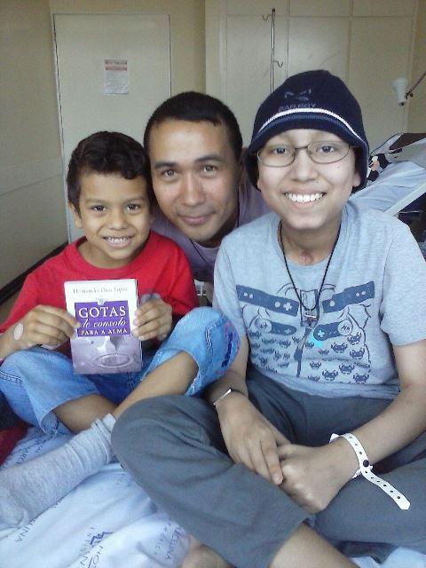 Em nome do filho: Família divulga VÍDEO sobre a luta de Carlos contra a leucemia