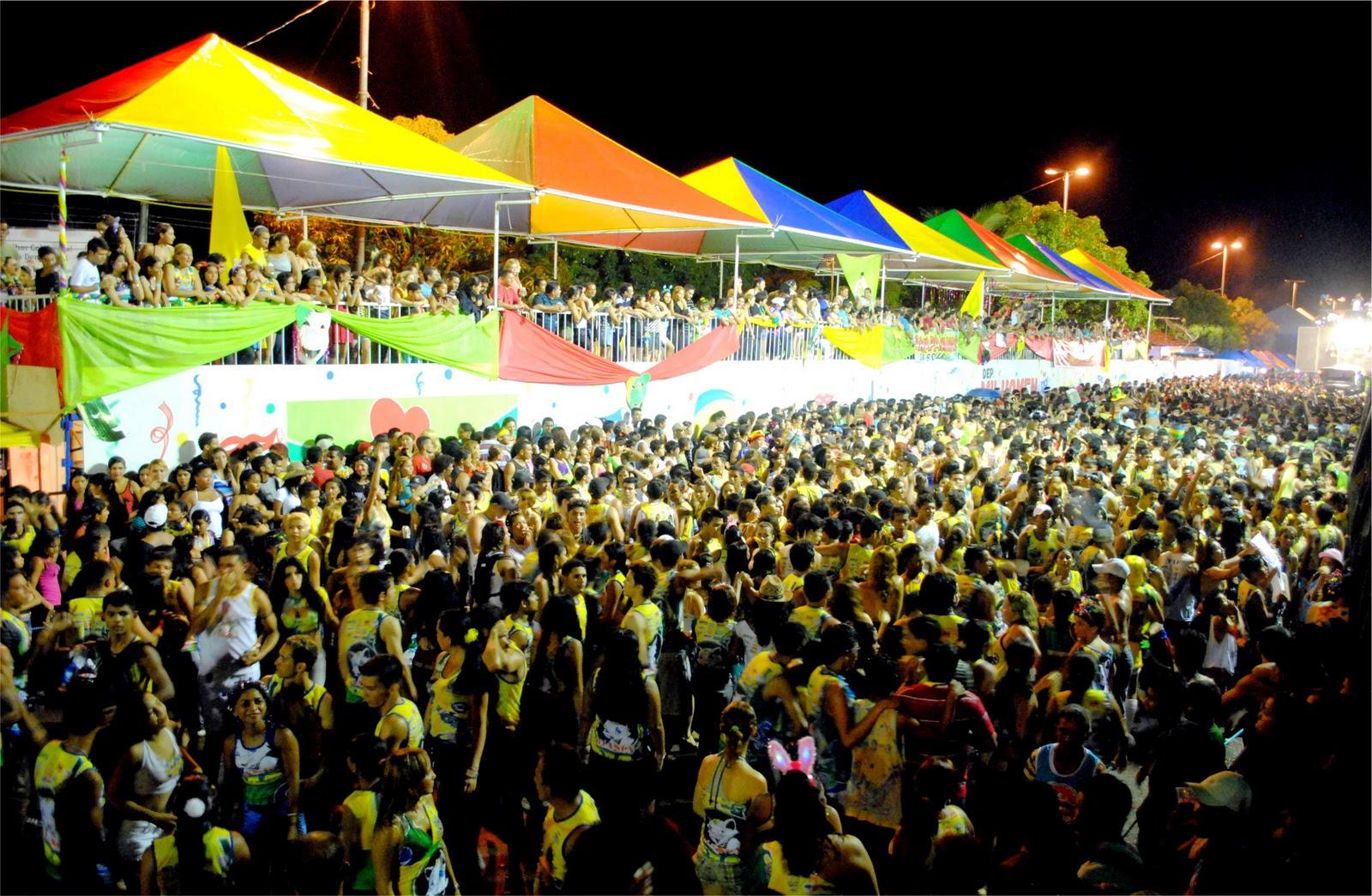 Carnaval: Banda Babado Novo é atração principal em Santana