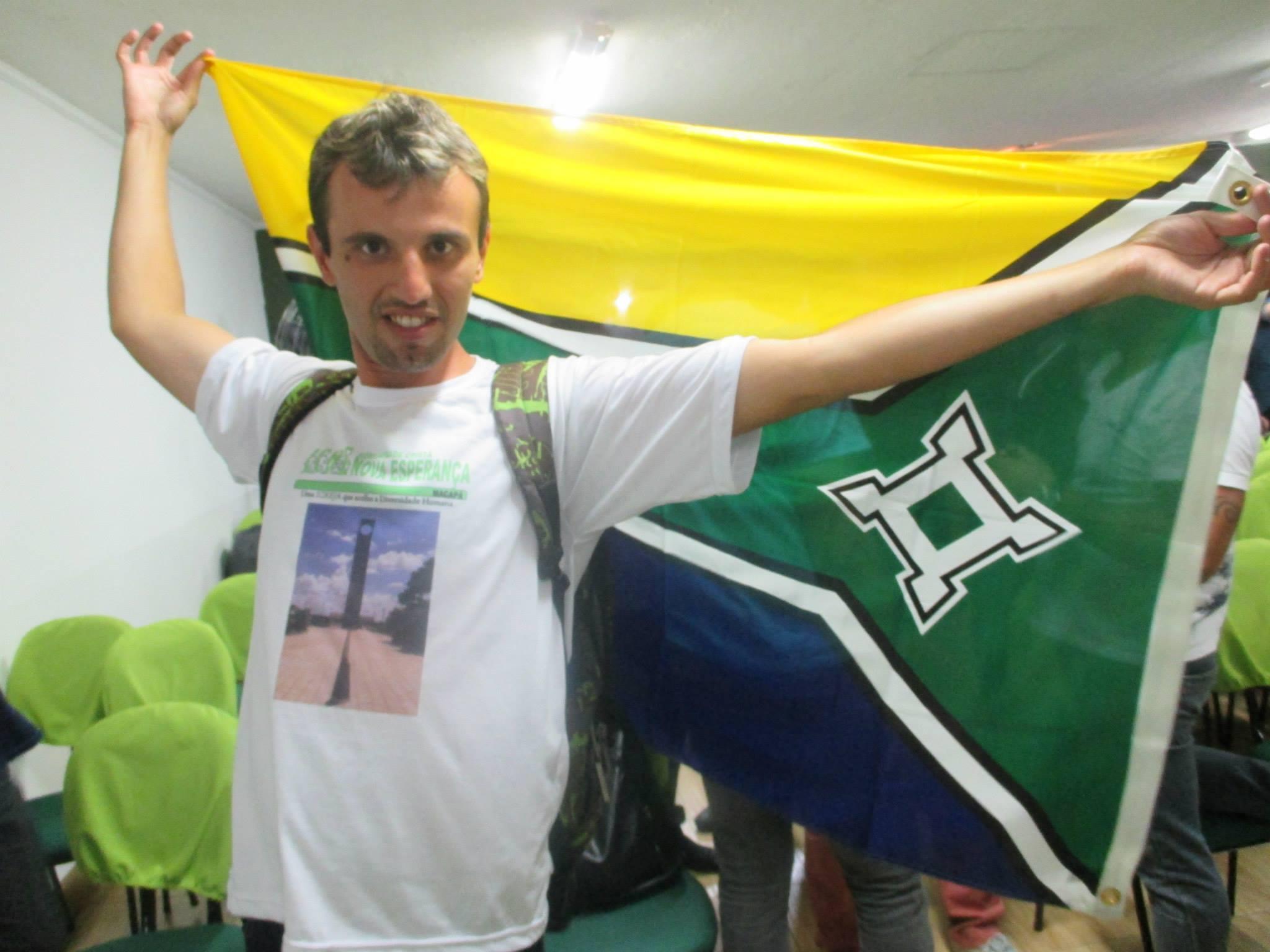 """filial em Macapá: """"Não distorcemos a Bíblia"""", diz pastor de """"igreja gay"""""""