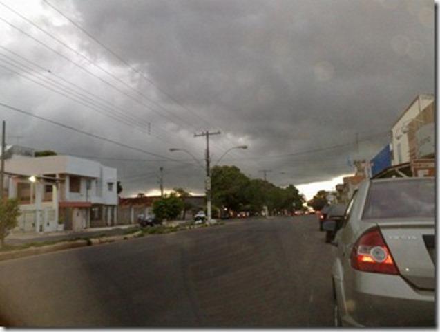Previsão é de chuva em todo o Amapá neste fim de semana