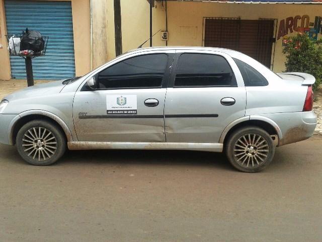 cara de pau: Estelionatário usava falso veículo oficial para aplicar golpes