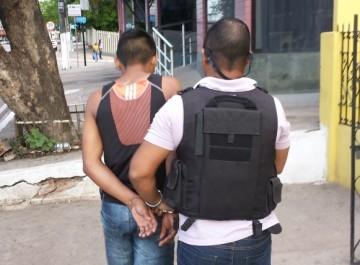 crime do pê: Bermuda e vídeo são principais provas contra menor