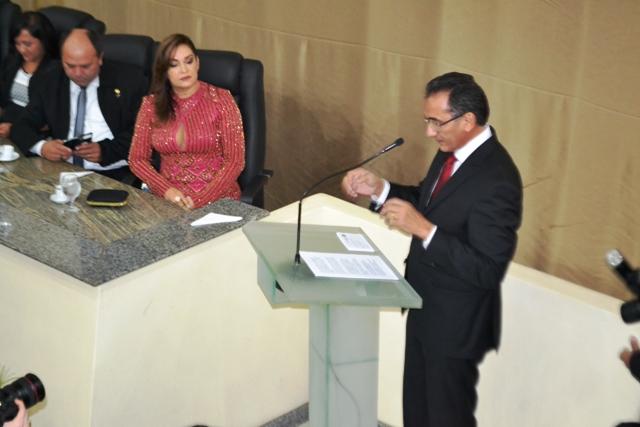Suposta compra de votos: PRE pede cassação de Waldez e mais 3 deputados