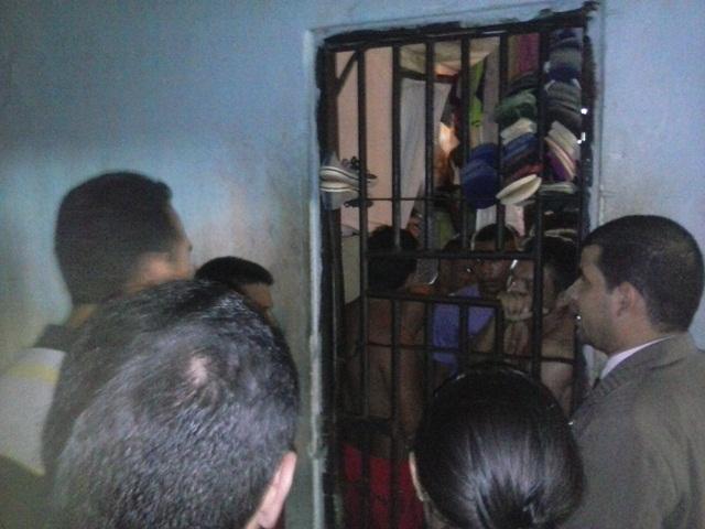 maus tratos: OAB investiga denúncias de tortura dentro do Iapen
