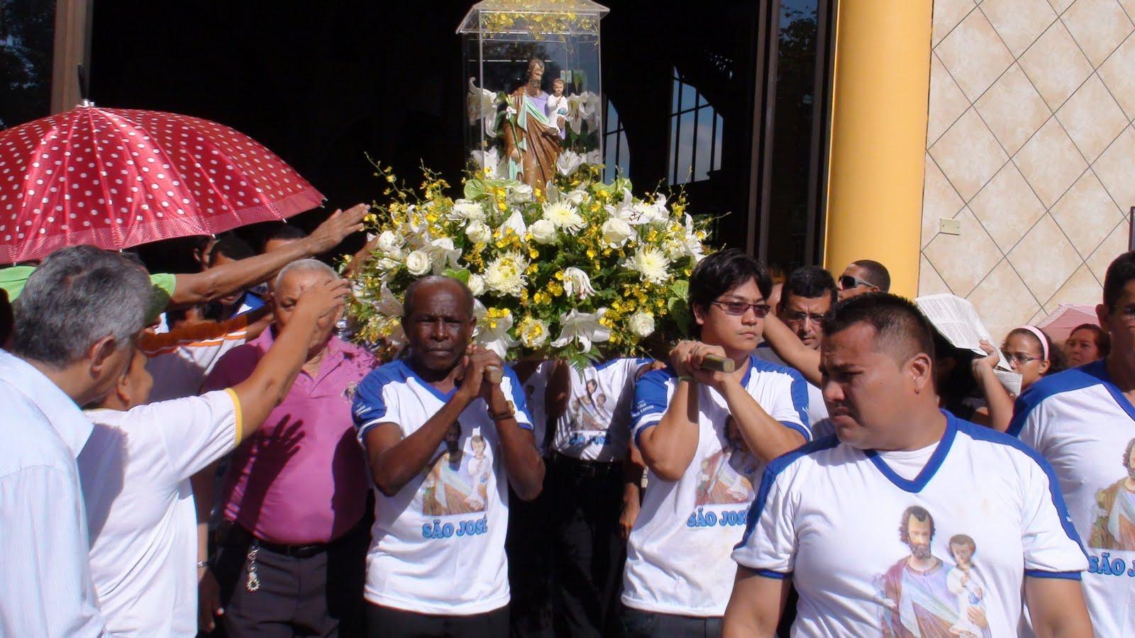 missa e carreata: Homenagens ao padroeiro São José começam neste domingo